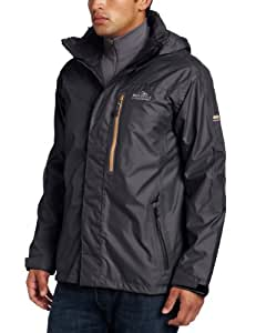 Craghoppers Bear Mountain Jacket,Small,Black
