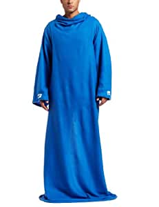 Snuggie Original Fleece Blanket With Free Booklight, Blue