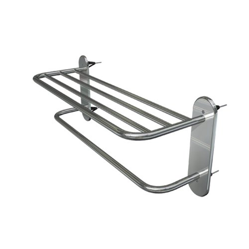 WingIts WMRSN18 Towel Rack 18-Inch Satin Nickel Stainless Steel Finish