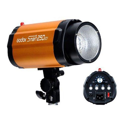 Godox Smart 250Sdi 250Ws 8-Step Control Studio Flash Light Professional Photography Studio Strobe Photo Flash Light 250 Watts 250Sdi Speedlite Light For Camera Camcorder