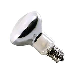 Panasonic 白熱電球・ミニレフ電球E17口金110V50W形50mm径ホワイト LR110V50WSK