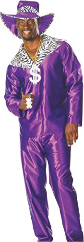Morris Men's Mac Daddy Costumes