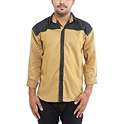 Oshano Men's Good looking Cotton Shirt
