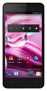 BQ Aquaris 5.7 - Smartphone libre Android (pantalla 5.7 Pulgadas, cámara 13 Mp, 16 GB, Quad-Core 1.5 GHz, 2 GB RAM), color blanco/negro