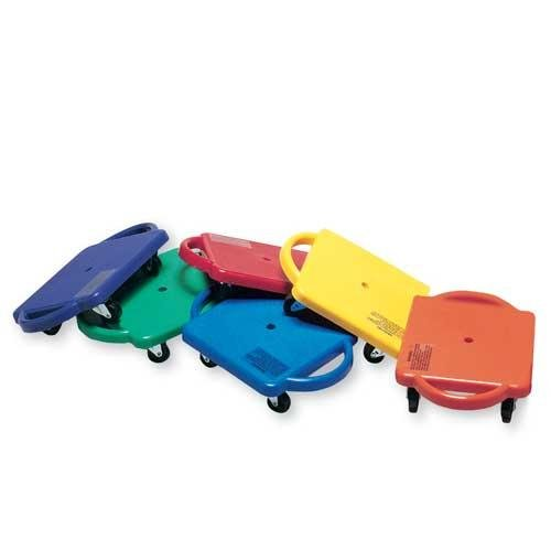 Safety Guard Scooters Qty 6/Multicolor