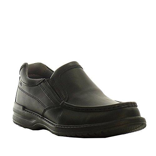 Clarks Keeler Step Black Leather 7 UK H / 41 EU