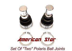 American Star Polaris RZR & Ranger Ball Joint Set (2) for RZR XP 900 11-up, RZR 800 08-up (all), RZR 570 12-up, Ranger XP 900 11-up, Ranger XP 900 D 11-up, Ranger XP 800 10-up, Ranger XP 700 09, Ranger 4x4 500 09-10
