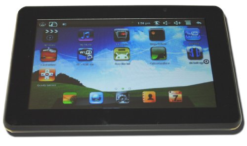 7 ' ANDROID 2.1 TABLET PC NETBOOK TOUCH SCREEN WiFi SD Black Friday & Cyber Monday 2014