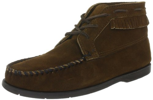 Minnetonka Men's 783 Chukka Boot,Dusty Brown,8.5 M US