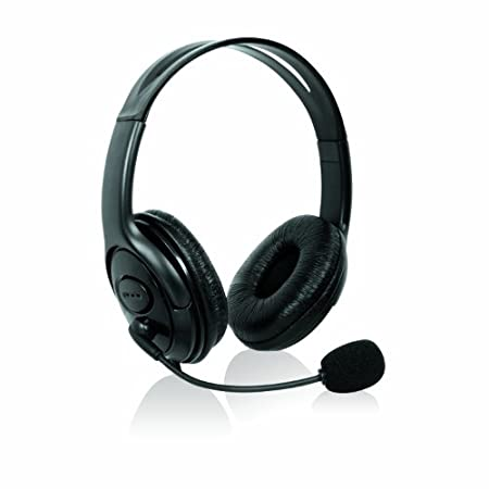 Xbox 360 X - Talk Gaming Headset - Black