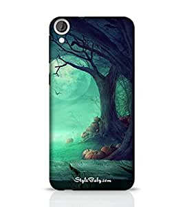 Style baby Spooky Forest With Dead Trees HTC Desire 826 Phone Case