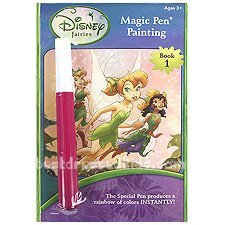 Disney Fairies Magic Pen® Painting Book 1