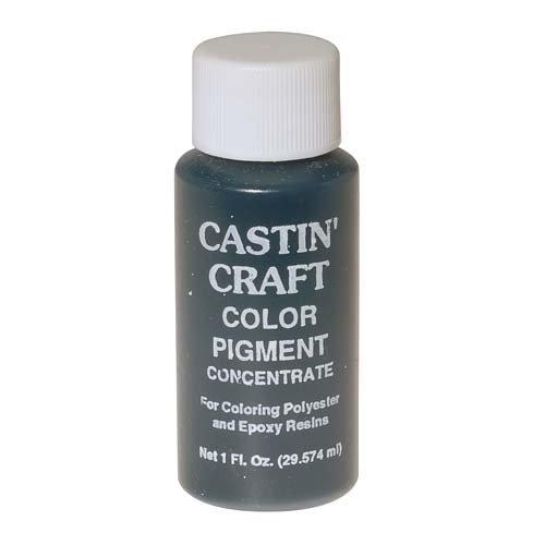 CASTIN CRAFT Casting Epoxy Resin Opaque Green Pigment Dye 1 Oz (Epoxy Resin Craft compare prices)