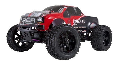 Redcat Racing Electric Volcano EPX Truck with 2.4GHz Radio,Vehicle Battery and Charger Included (1/10 Scale), Red - 41tkpxOsLeL - Redcat Racing Electric Volcano EPX Truck with 2.4GHz Radio,Vehicle Battery and Charger Included (1/10 Scale), Red