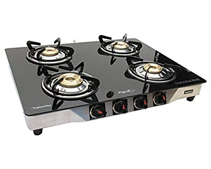 Blackline Stainless Gas Cooktop (4 Burner)