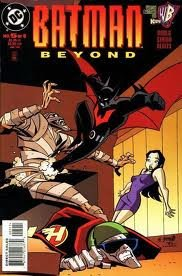 Batman Beyond #5 - Mini Series (5 O 6) by Hilary Bader