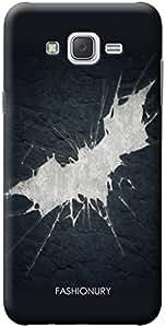 Fashionury Back Case Cover For Samsung Galaxy J7-Print749