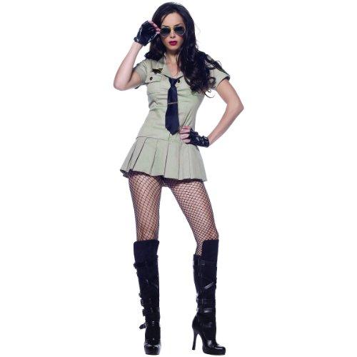 Sheriff Costume - Large - Dress Size 12-14