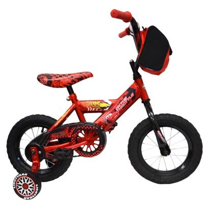 Huffy 12-Inch Boys Cars Bike (Red)