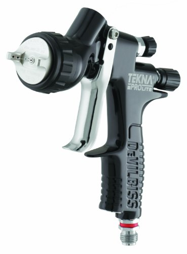 Tekna 703517 Prolite 1.3mm and 1.4mm Fluid Tip Spray Gun with TE20/HV30 Air Cap