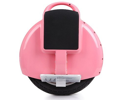 Suoku 350Wh Single Wheel Bicycleself Balancing Unicycle Electric Scooter Pink 9.8Kg
