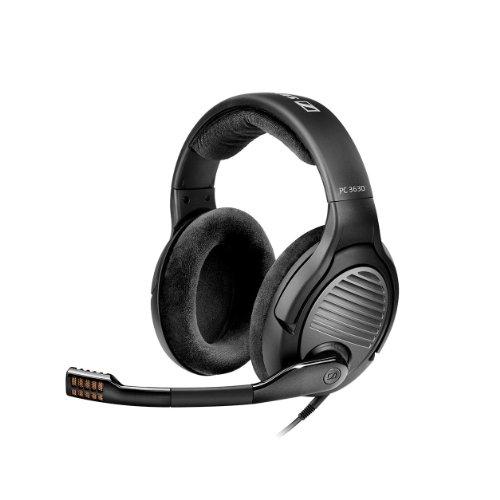 【国内正規品】ゼンハイザーコミュニケーションズ オープン型サラウンドゲーミングヘッドセット PC363D USB