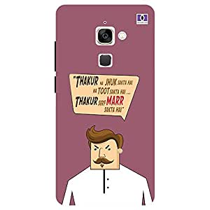 Thakur - Mobile Back Case Cover For LeEco Le 2