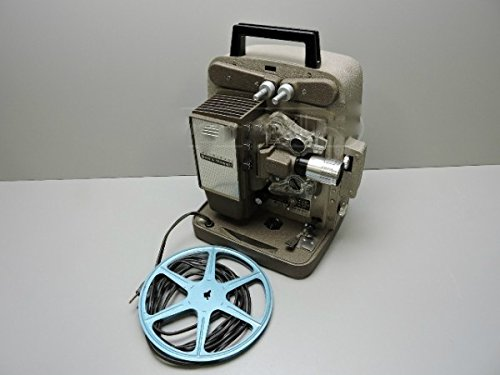 Bell and Howell 8MM Movie Projector (Type I)
