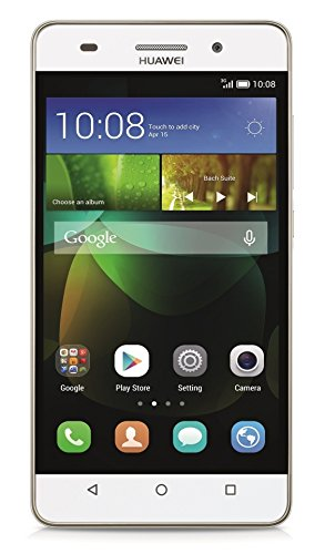 Huawei G Play Mini Smartphone, Dual SIM, 8 GB, Bianco