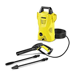 Karcher K2 Compact Pressure Washer (Yellow)