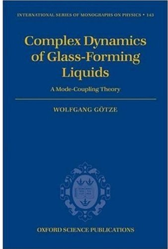 Complex Dynamics of Glass-Forming Liquids: A Mode-Coupling Theory