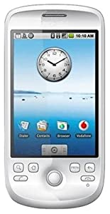 HTC myTouch 3G Unlocked Android Phone with 3G Support, GPS, and Touch Screen - US Warranty - White from HTC