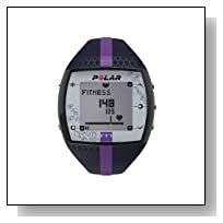 Polar FT7 Heart Rate Monitor, Blue/Lilac