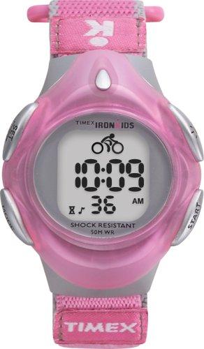 Timex Children's Iron Kid's Pink Fast Wrap Watch