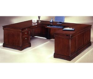 DMi Furniture DMi Rue De Lyon Executive U Shaped Desk Right U Desk