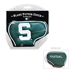 Brand New Michigan State Spartans NCAA Putter Cover - Blade by Things for You