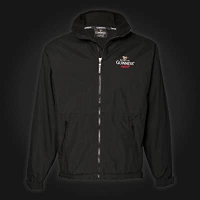 Guinness Jacket - Black - Signature Arthur