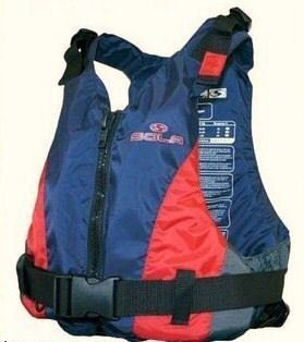 Sola Control Buoyancy aid / Jacket. 60-70Kg 50N Fully approved to EN393.