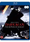 Darkman 2 - Return of Durant (Blu-ray + DVD) (1995) (Region 2) (Import)