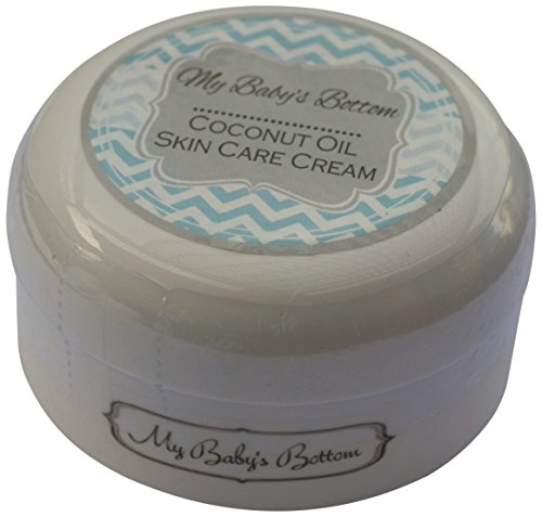 My Baby's Bottom Coconut Oil Based Skin Care Creme-2 oz Jar - 1