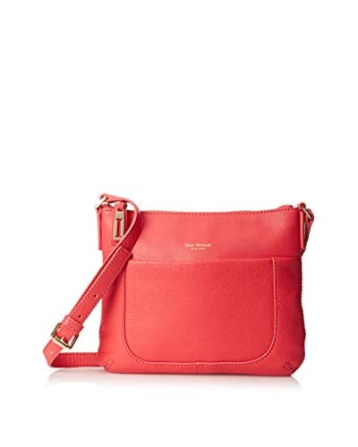 Isaac Mizrahi Women's Lileth Cross-Body, Watermelon