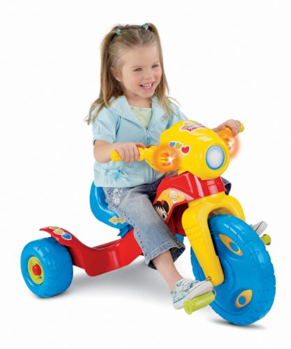 Fisher Price Ni Hao, Kai-Lan Lights & Sounds Trike