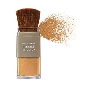 Neutrogena Mineral Sheers Powder Foundation - Sheer Bronzer