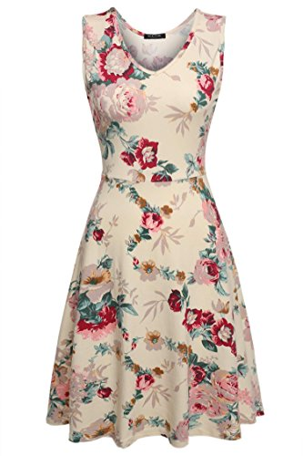 ACEVOG-Womens-Casual-Fit-and-Flare-Floral-Sleeveless-Party-Evening-Cocktail-Dress