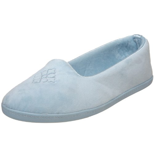 dearfoams women 39 s 745 slipper resort blue large 9 10 m us