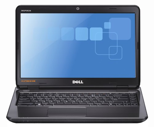 Dell Inspiron 14R i14RN4110-8073DBK 14-Inch Laptop (Diamond Black)