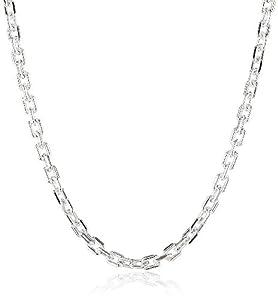 Pandora Damen-Halskette ohne Verschluss 925 Sterling Silber 70.0 cm 591003-70