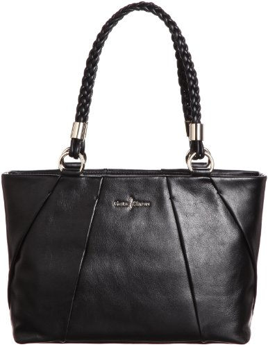 Cole Haan Womens Adele Small Tote Shoulder Bag, Black, One Size (Cole Haan Key compare prices)