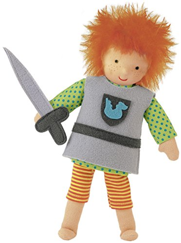 Kathe Kruse - Mini It's Me Waldorf Doll, Bert The Knight