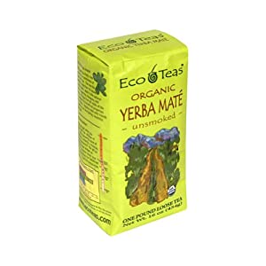 OG Yerba mate Loose Case of 6/ 1lb bags 1 Pounds